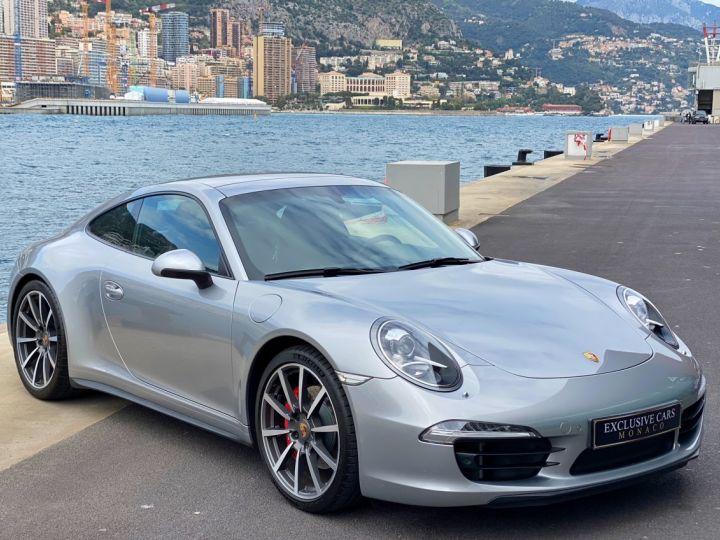 Porsche 911 TYPE 991 CARRERA 4S 400 CV PDK - MONACO Argent GT Métal - 2