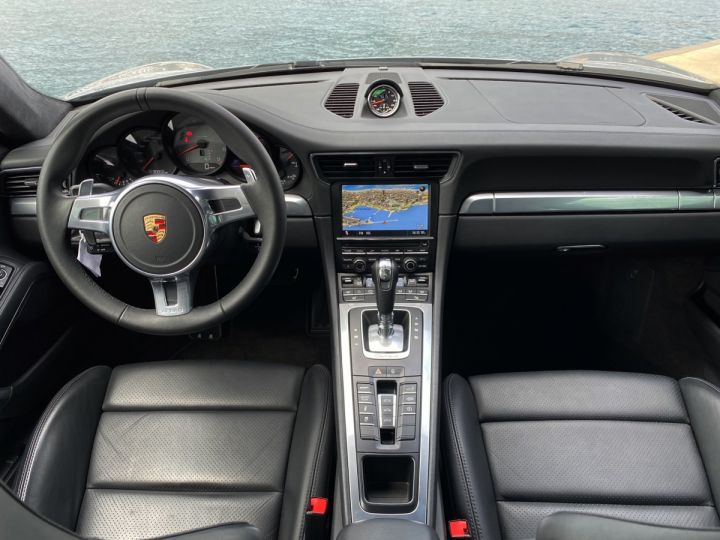 Porsche 911 TYPE 991 CARRERA 4S 400 CV PDK - MONACO Argent GT Métal - 9
