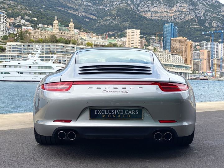 Porsche 911 TYPE 991 CARRERA 4S 400 CV PDK - MONACO Argent GT Métal - 14