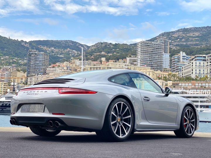 Porsche 911 TYPE 991 CARRERA 4S 400 CV PDK - MONACO Argent GT Métal - 15
