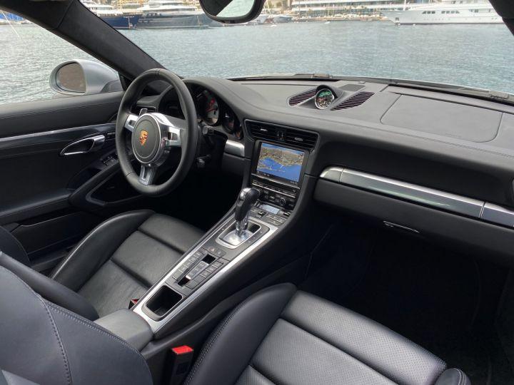 Porsche 911 TYPE 991 CARRERA 4S 400 CV PDK - MONACO Argent GT Métal - 18