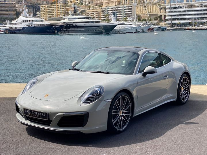 Porsche 911 TYPE 991 CARRERA 4S 420 CV PDK - MONACO Craie - 1