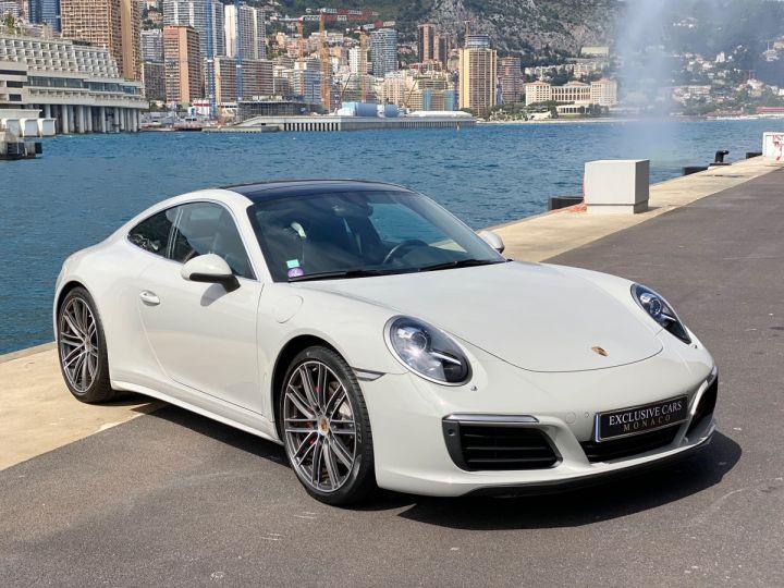 Porsche 911 TYPE 991 CARRERA 4S 420 CV PDK - MONACO Craie - 3