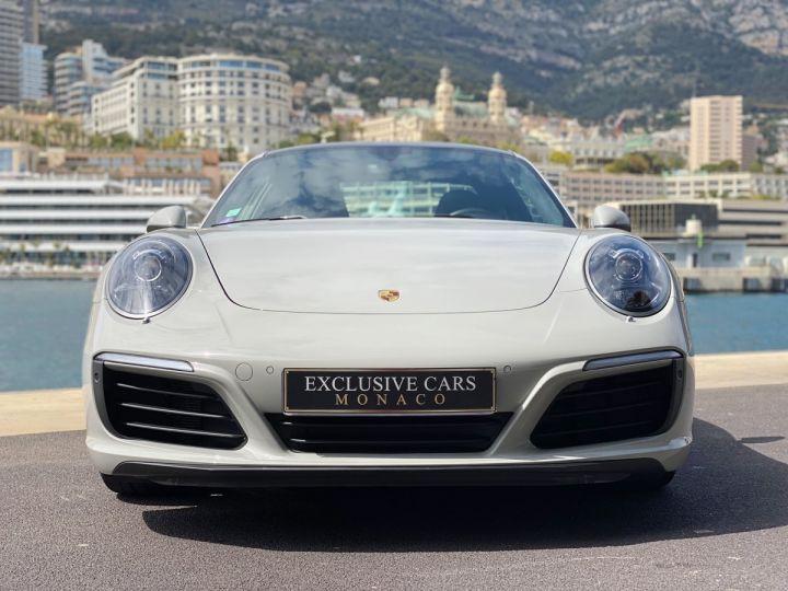 Porsche 911 TYPE 991 CARRERA 4S 420 CV PDK - MONACO Craie - 4