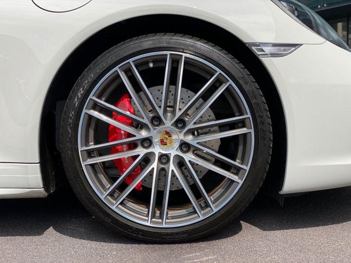 Porsche 911 TYPE 991 CARRERA 4S 420 CV PDK - MONACO Craie - 5