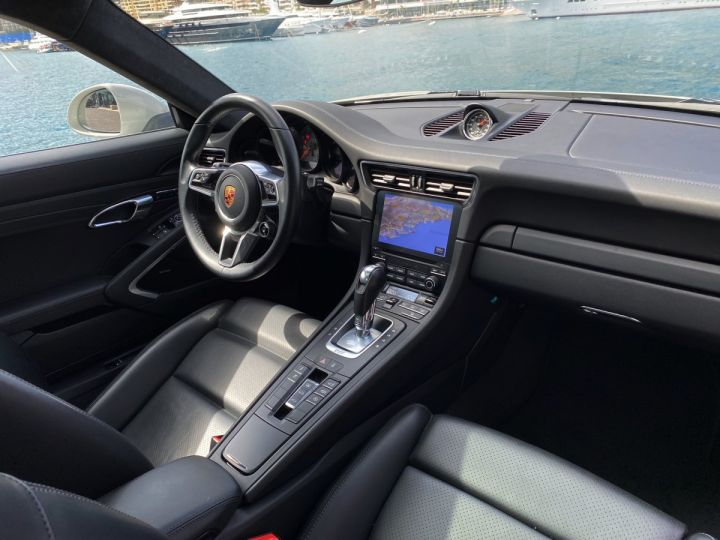 Porsche 911 TYPE 991 CARRERA 4S 420 CV PDK - MONACO Craie - 12