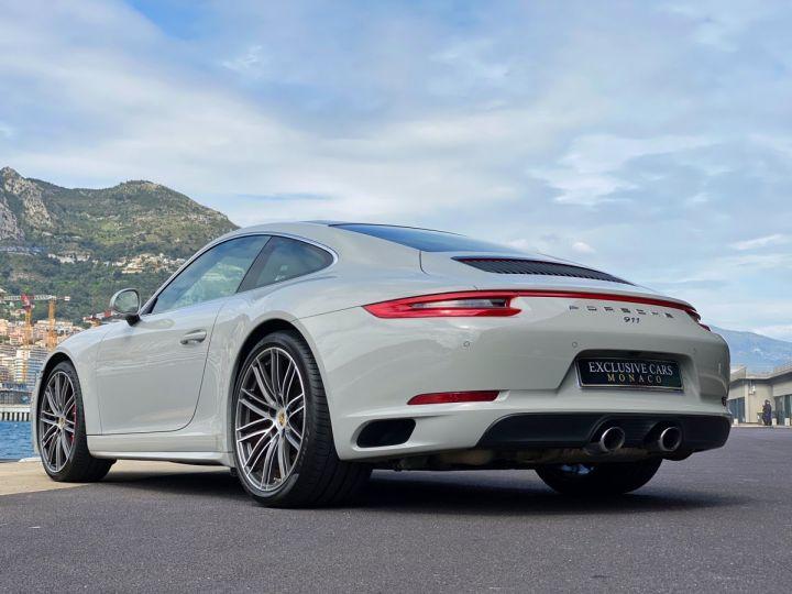 Porsche 911 TYPE 991 CARRERA 4S 420 CV PDK - MONACO Craie - 17