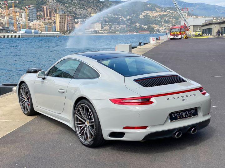 Porsche 911 TYPE 991 CARRERA 4S 420 CV PDK - MONACO Craie - 20