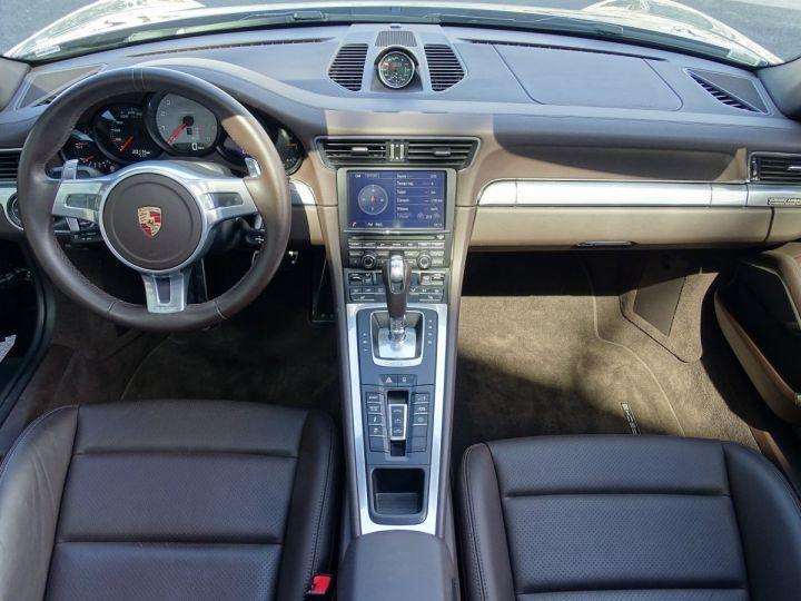 Porsche 911 TYPE 991 CARRERA 4S CABRIOLET PDK 400 CV - MONACO Noir Métal - 7
