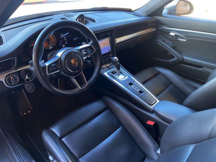 Porsche 911 TYPE 991 CARRERA 4S CABRIOLET PDK 420 CV - MONACO Gris Selenite Metal - 6