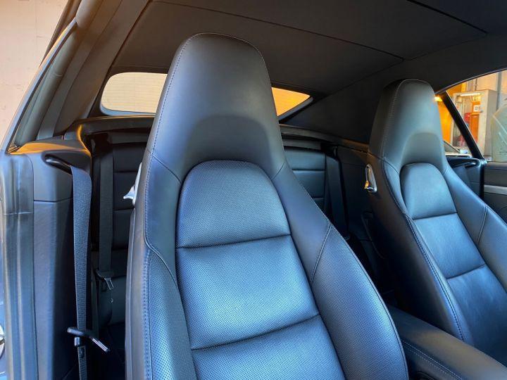 Porsche 911 TYPE 991 CARRERA 4S CABRIOLET PDK 420 CV - MONACO Gris Selenite Metal - 10