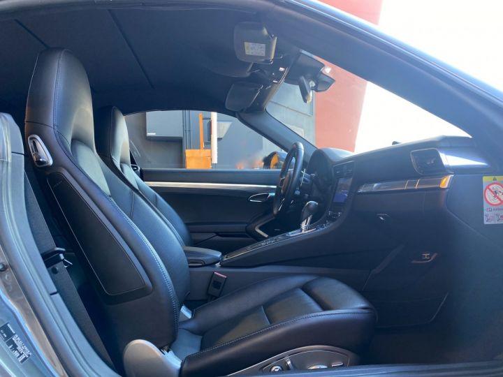 Porsche 911 TYPE 991 CARRERA 4S CABRIOLET PDK 420 CV - MONACO Gris Selenite Metal - 11