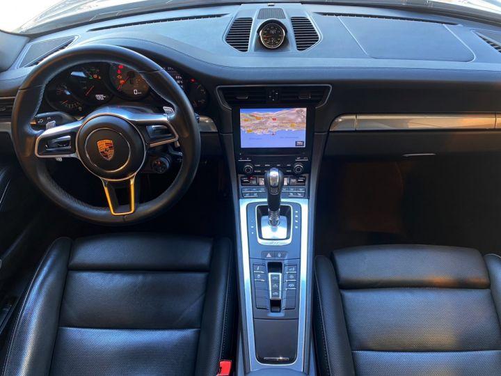 Porsche 911 TYPE 991 CARRERA 4S CABRIOLET PDK 420 CV - MONACO Gris Selenite Metal - 12