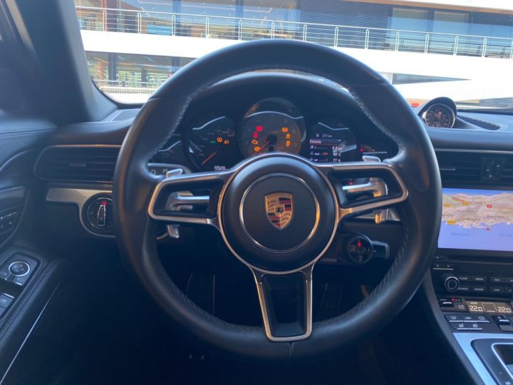 Porsche 911 TYPE 991 CARRERA 4S CABRIOLET PDK 420 CV - MONACO Gris Selenite Metal - 13