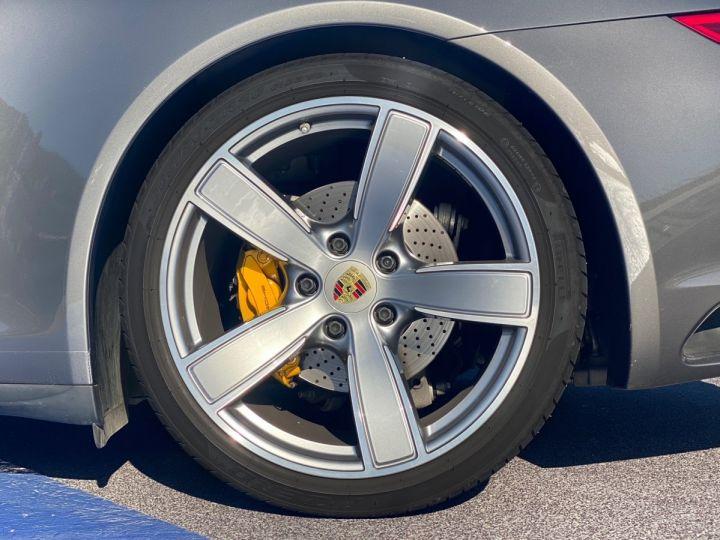 Porsche 911 TYPE 991 CARRERA 4S CABRIOLET PDK 420 CV - MONACO Gris Selenite Metal - 15