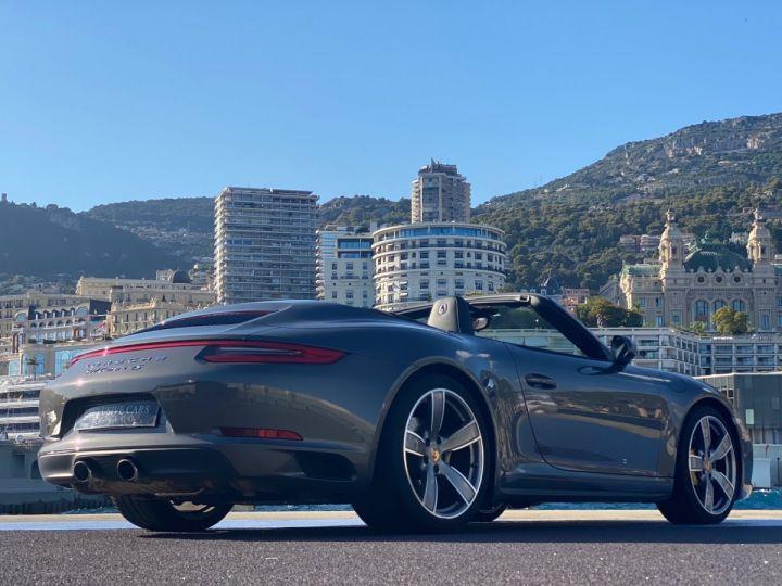 Porsche 911 TYPE 991 CARRERA 4S CABRIOLET PDK 420 CV - MONACO Gris Selenite Metal - 17