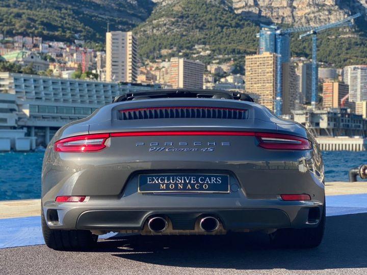 Porsche 911 TYPE 991 CARRERA 4S CABRIOLET PDK 420 CV - MONACO Gris Selenite Metal - 19