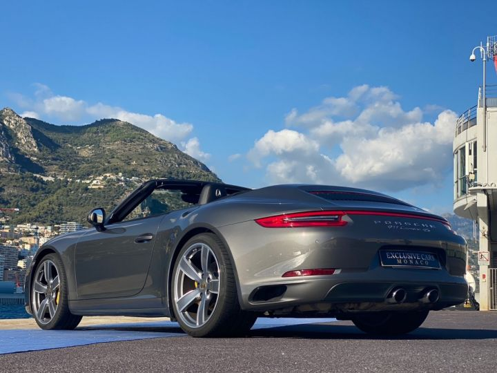 Porsche 911 TYPE 991 CARRERA 4S CABRIOLET PDK 420 CV - MONACO Gris Selenite Metal - 20