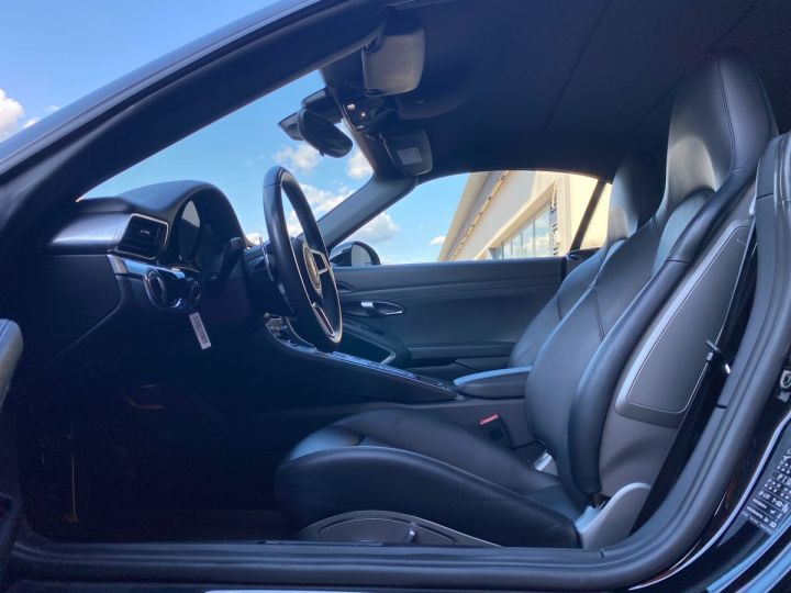Porsche 911 TYPE 991 CARRERA 4S CABRIOLET PDK 420 CV - MONACO Noir  - 7