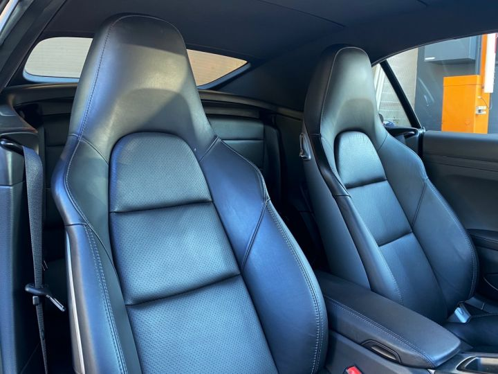 Porsche 911 TYPE 991 CARRERA 4S CABRIOLET PDK 420 CV - MONACO Noir  - 11
