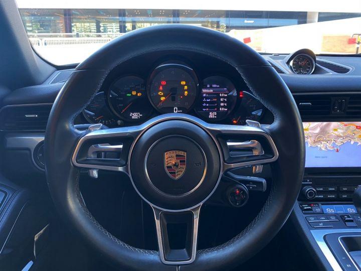 Porsche 911 TYPE 991 CARRERA 4S CABRIOLET PDK 420 CV - MONACO Noir  - 13