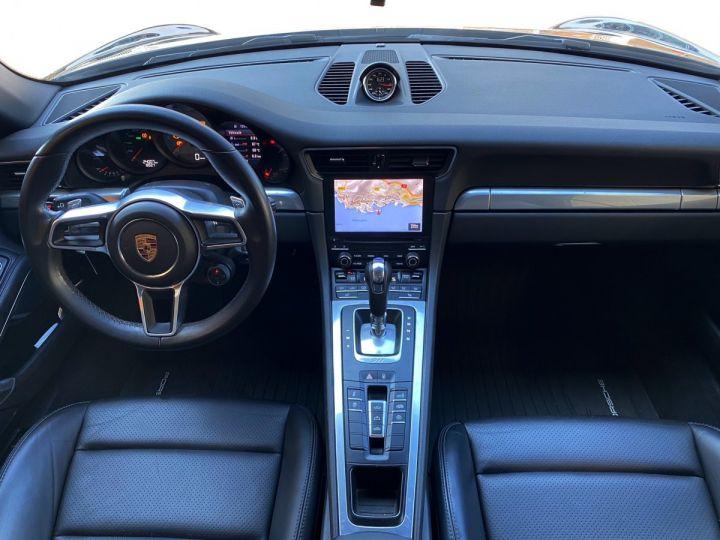 Porsche 911 TYPE 991 CARRERA 4S CABRIOLET PDK 420 CV - MONACO Noir  - 14