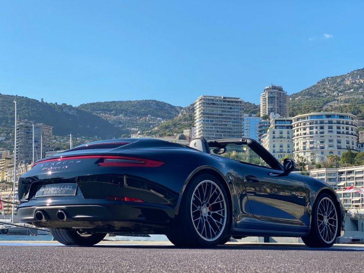 Porsche 911 TYPE 991 CARRERA 4S CABRIOLET PDK 420 CV - MONACO Noir  - 18