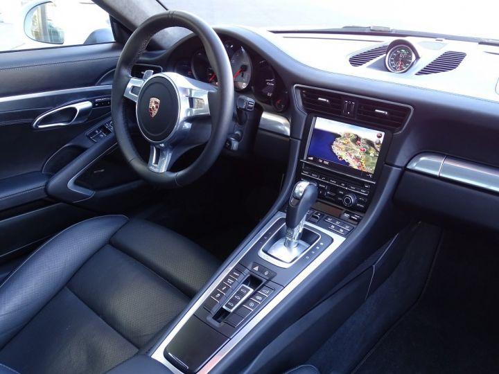 Porsche 911 TYPE 991 CARRERA 4S PDK 400 CV - MONACO Blanc  - 10