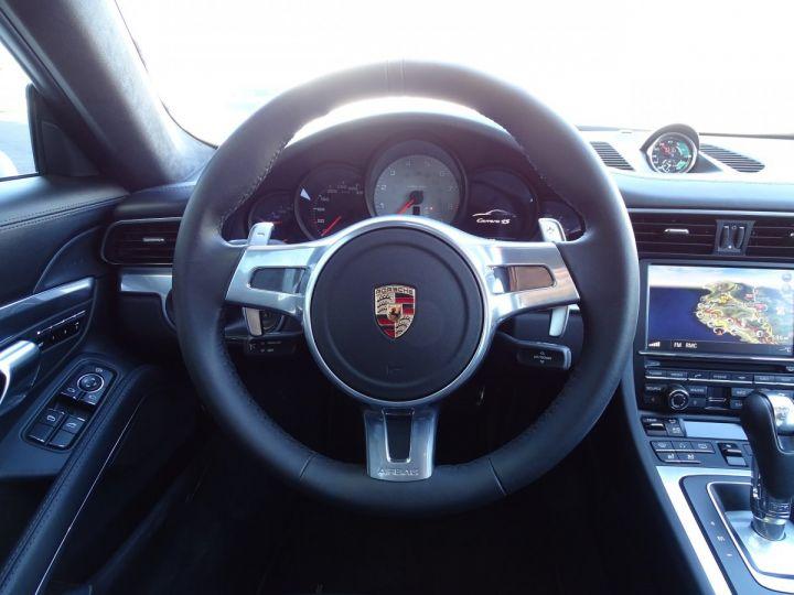 Porsche 911 TYPE 991 CARRERA 4S PDK 400 CV - MONACO Blanc  - 13