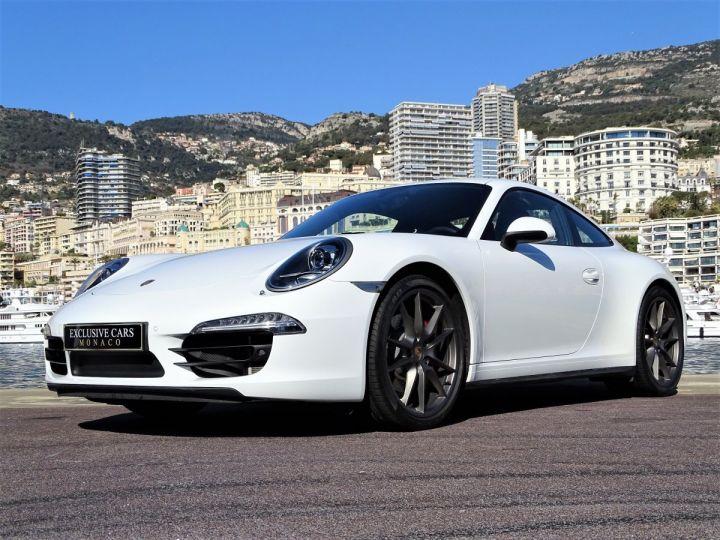 Porsche 911 TYPE 991 CARRERA 4S PDK 400 CV - MONACO Blanc  - 15