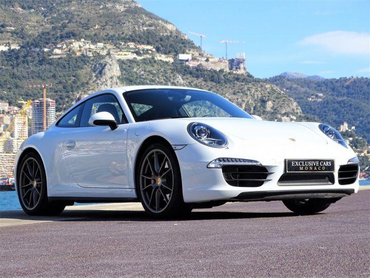Porsche 911 TYPE 991 CARRERA 4S PDK 400 CV - MONACO Blanc  - 17