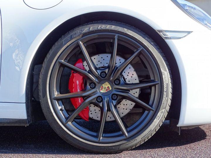 Porsche 911 TYPE 991 CARRERA 4S PDK 420 CV - MONACO Blanc  - 20
