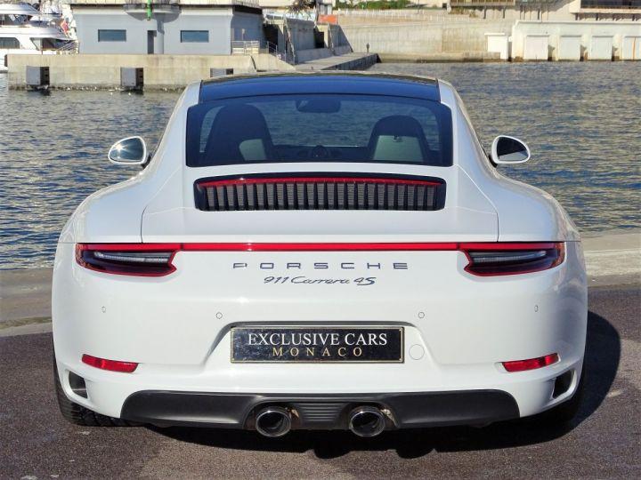 Porsche 911 TYPE 991 CARRERA 4S PDK 420 CV - MONACO Blanc - 15