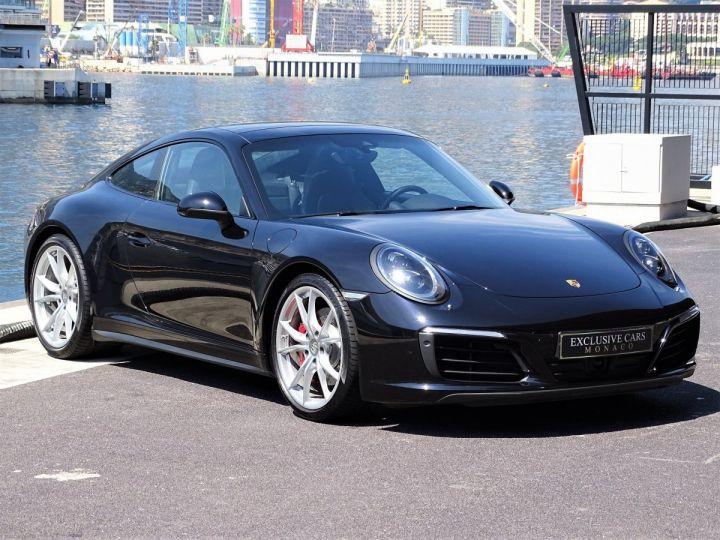 Porsche 911 TYPE 991 CARRERA  4S PDK 420 CV - MONACO Noir Métal - 2