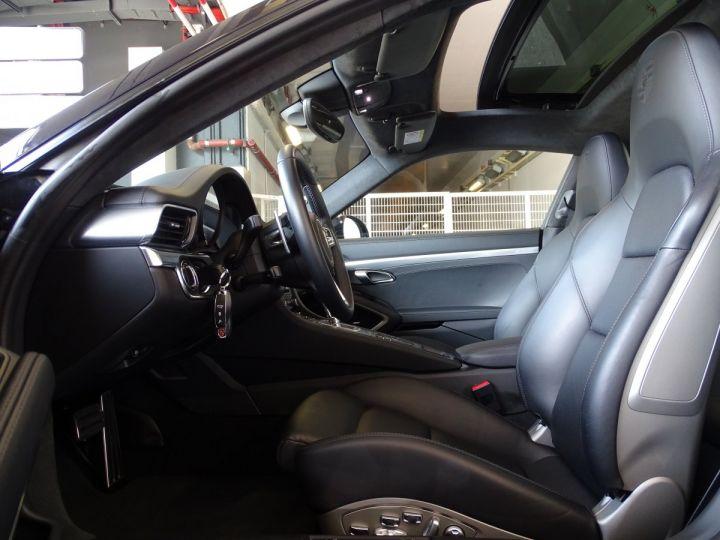 Porsche 911 TYPE 991 CARRERA  4S PDK 420 CV - MONACO Noir Métal - 7