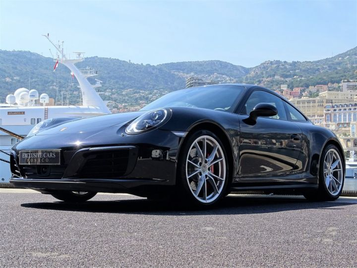 Porsche 911 TYPE 991 CARRERA  4S PDK 420 CV - MONACO Noir Métal - 14