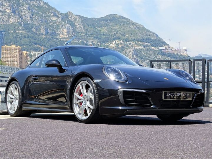 Porsche 911 TYPE 991 CARRERA  4S PDK 420 CV - MONACO Noir Métal - 15