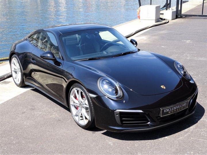 Porsche 911 TYPE 991 CARRERA  4S PDK 420 CV - MONACO Noir Métal - 17