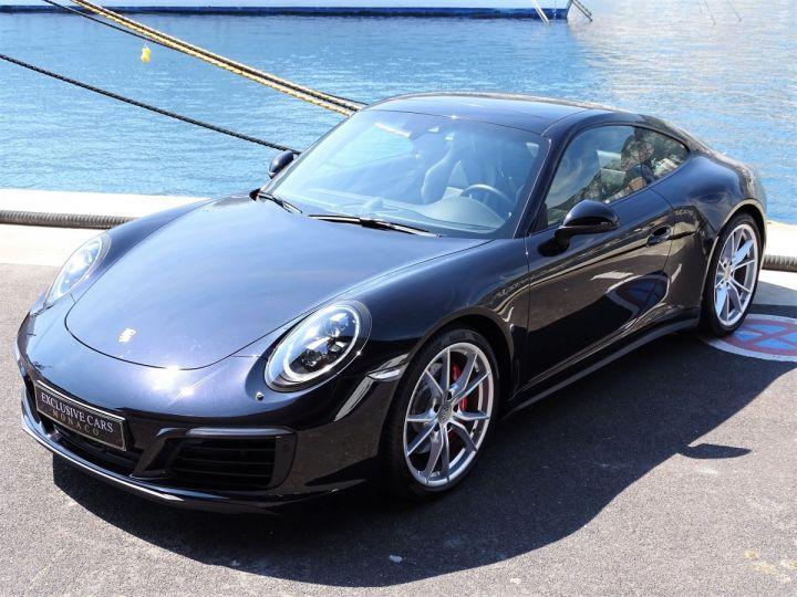 Porsche 911 TYPE 991 CARRERA  4S PDK 420 CV - MONACO Noir Métal - 18