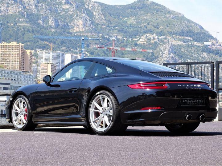 Porsche 911 TYPE 991 CARRERA  4S PDK 420 CV - MONACO Noir Métal - 19