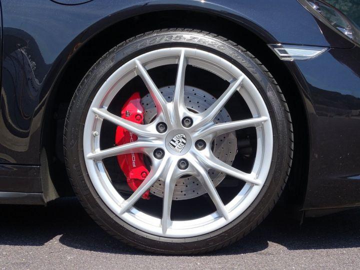 Porsche 911 TYPE 991 CARRERA  4S PDK 420 CV - MONACO Noir Métal - 20