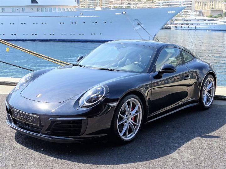 Porsche 911 TYPE 991 CARRERA 4S PDK 420 CV - MONACO NOIR - 1