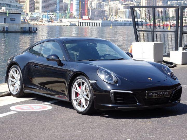 Porsche 911 TYPE 991 CARRERA 4S PDK 420 CV - MONACO NOIR - 2