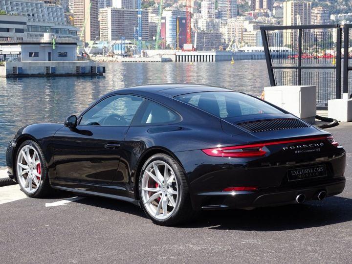 Porsche 911 TYPE 991 CARRERA 4S PDK 420 CV - MONACO NOIR - 5