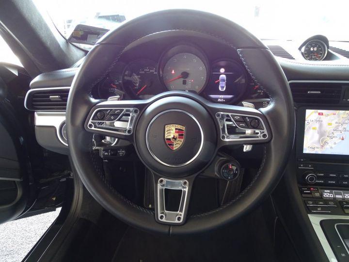 Porsche 911 TYPE 991 CARRERA 4S PDK 420 CV - MONACO NOIR - 14