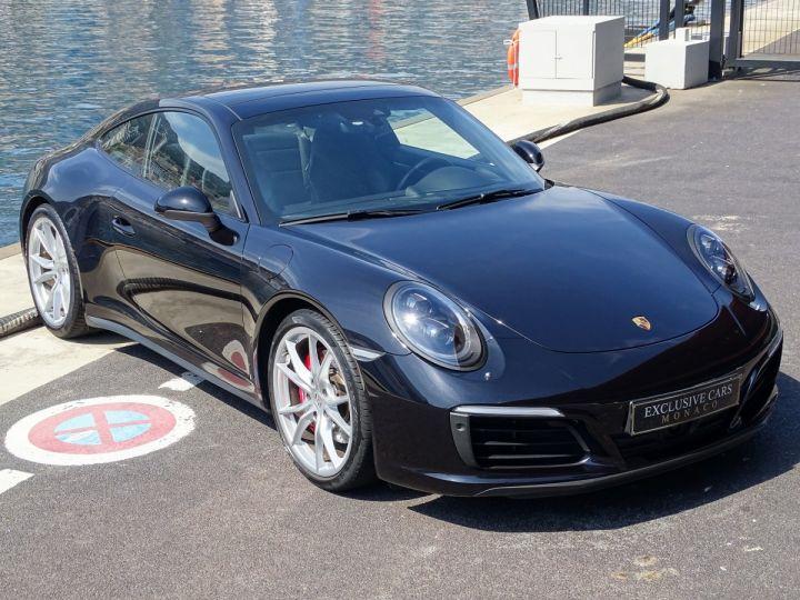 Porsche 911 TYPE 991 CARRERA 4S PDK 420 CV - MONACO NOIR - 16