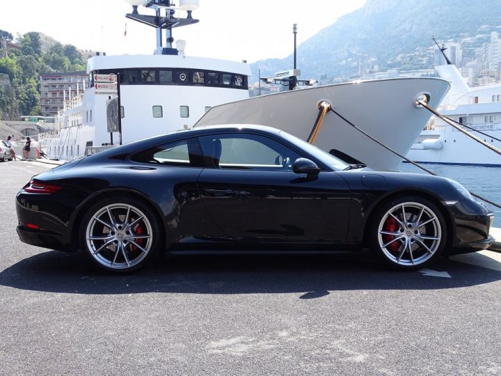 Porsche 911 TYPE 991 CARRERA 4S PDK 420 CV - MONACO NOIR - 19
