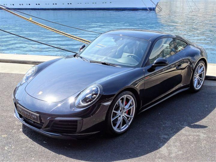 Porsche 911 TYPE 991 CARRERA 4S PDK 420 CV - MONACO NOIR - 20