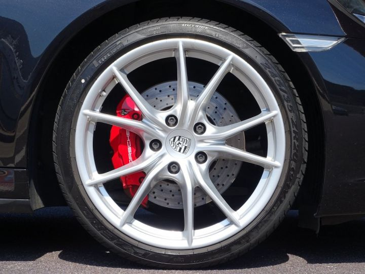 Porsche 911 TYPE 991 CARRERA 4S PDK 420 CV - MONACO NOIR - 21