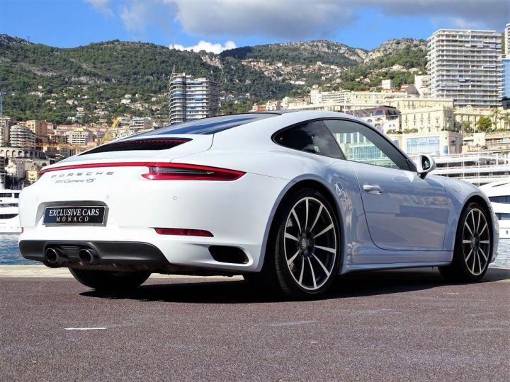 Porsche 911 TYPE 991 CARRERA 4S PDK 420 CV - MONACO Blanc Métal - 17